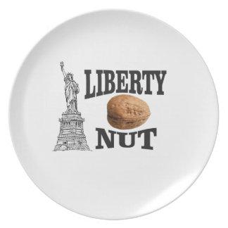 Prato De Festa porca da liberdade