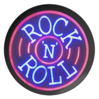 Prato De Festa Rock and roll