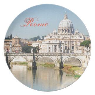 Prato De Festa Roma, Italia