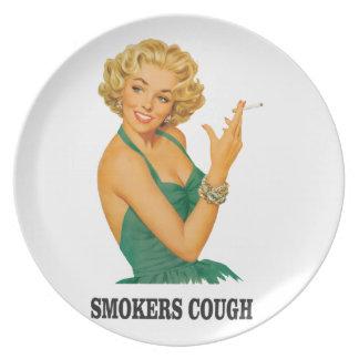 Prato De Festa senhora da tosse dos fumadores