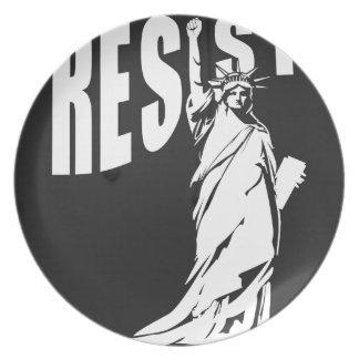 Prato De Festa senhora-liberdade-resista