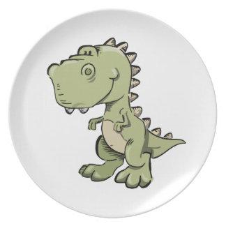 Prato De Festa T-Rex