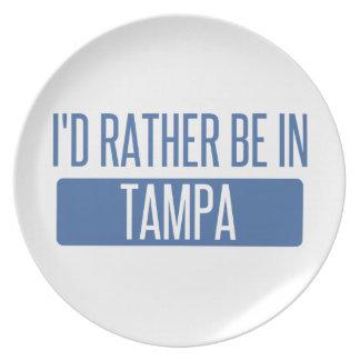 Prato De Festa Tampa