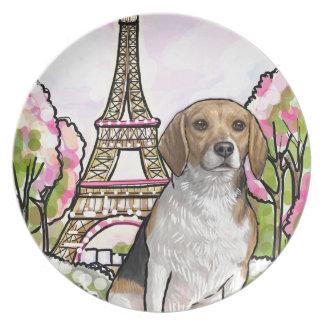 Prato De Festa torre Eiffel Paris do lebreiro