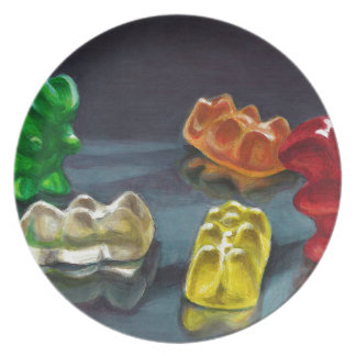 Prato De Festa Um bloco dos doces