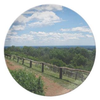 Prato De Festa Uma vista de Monticello