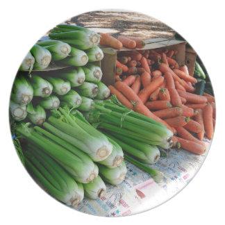 Prato De Festa vegetais