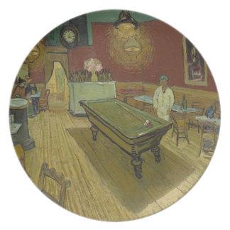 Prato De Festa Vincent van Gogh o trabalho de arte da pintura do