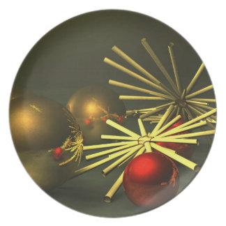 Prato De Festa Weihnachtsteller