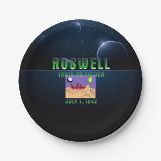 Prato De Papel ABH Roswell