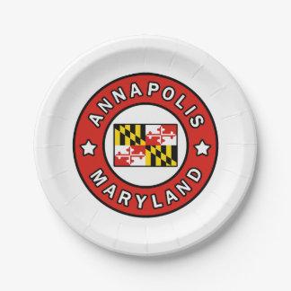 Prato De Papel Annapolis Maryland