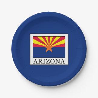Prato De Papel Arizona