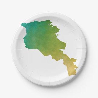 Prato De Papel Arménia