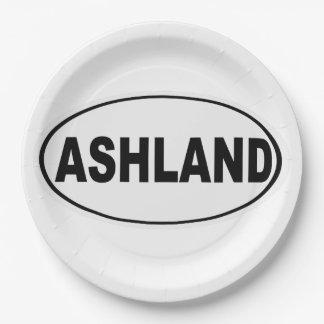 Prato De Papel Ashland Oregon ou Ohio