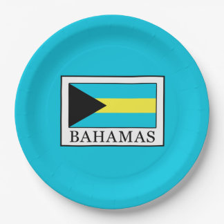 Prato De Papel Bahamas