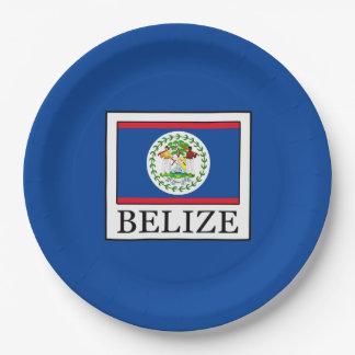 Prato De Papel Belize