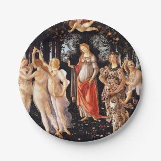 Prato De Papel BOTTICELLI - Primavera 1482