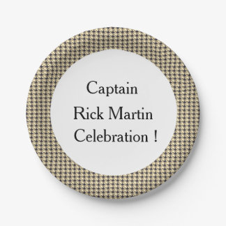 Prato De Papel Captain's-Birthday_Multi-Celebration-Bling-Style
