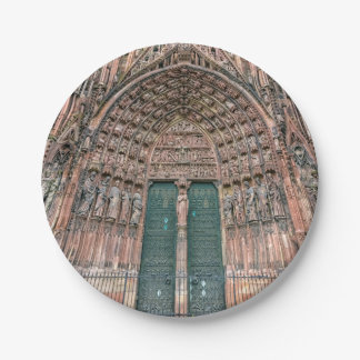 Prato De Papel Cathedrale Notre-Dame, Strasbourg, France