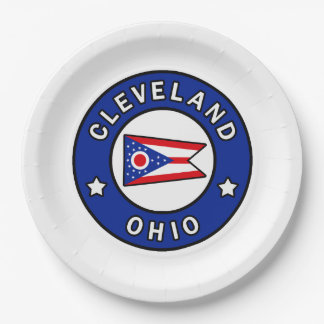 Prato De Papel Cleveland Ohio