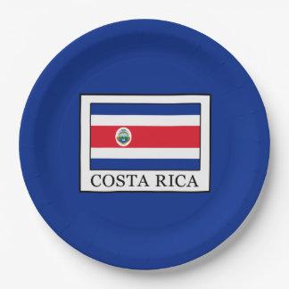 Prato De Papel Costa Rica