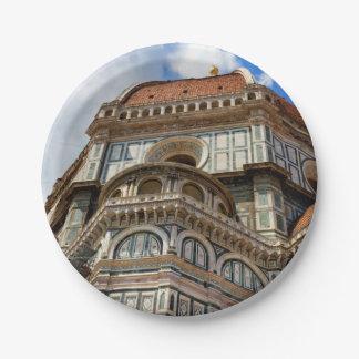 Prato De Papel Domo, em Florença, Toscânia, Italia