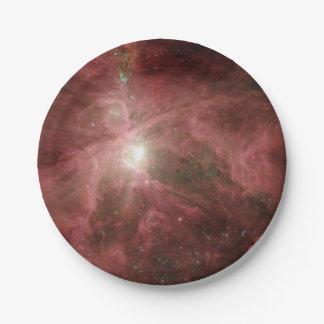Prato De Papel Espada da nebulosa de Orion