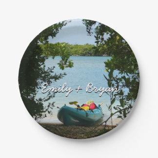 Prato De Papel Kayaking em St Thomas E.U. Virgin Islands