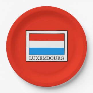Prato De Papel Luxembourg