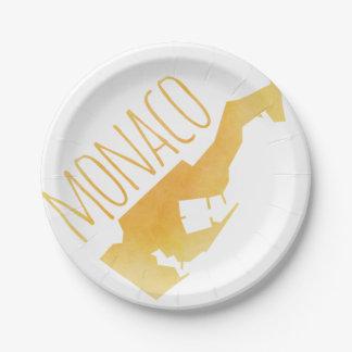 Prato De Papel Monaco