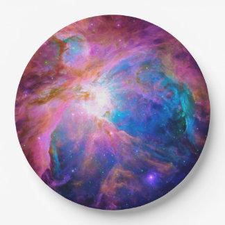 Prato De Papel Nebulosa de Orion