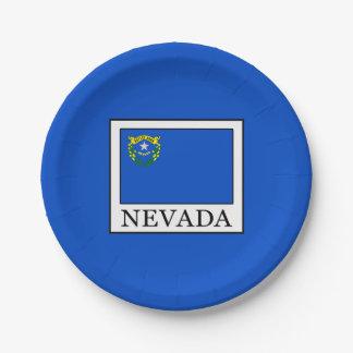 Prato De Papel Nevada