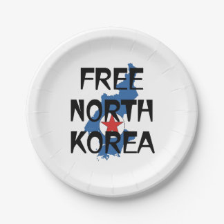 Prato De Papel O T livra a Coreia do Norte