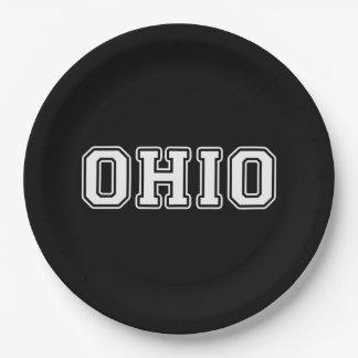 Prato De Papel Ohio