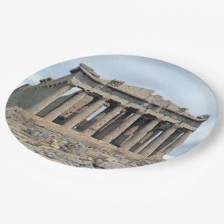 Prato De Papel Partenon 1