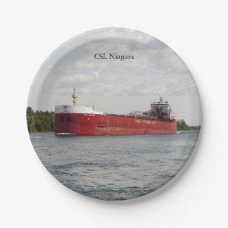 Prato De Papel Placa de papel de CSL Niagara