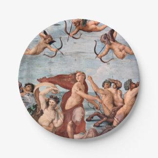Prato De Papel Raphael - Triumph de Galatea 1512