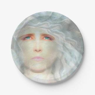 Prato De Papel Renascimento branco
