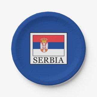 Prato De Papel Serbia