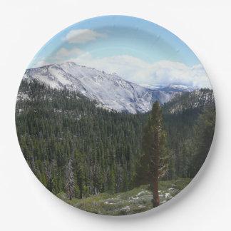 Prato De Papel Serra montanhas de Nevada II de Yosemite