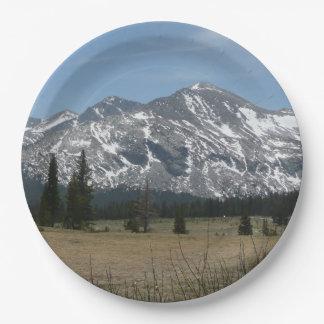 Prato De Papel Serra montanhas de Nevada mim de Yosemite