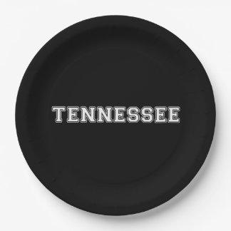 Prato De Papel Tennessee