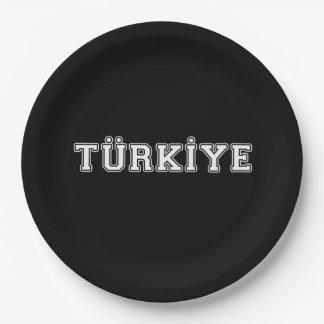 Prato De Papel Türkiye
