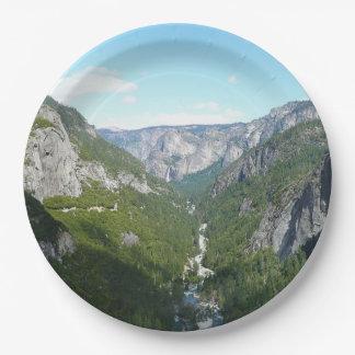 Prato De Papel Vale de Yosemite no parque nacional de Yosemite