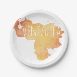 Prato De Papel Venezuela