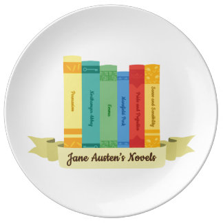 Prato De Porcelana As novelas de Jane Austen III