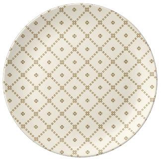Prato De Porcelana Design gráfico