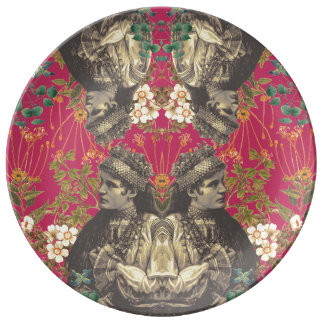 Prato De Porcelana Princesa