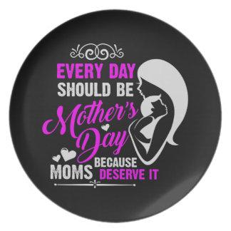 Prato Dia das mães