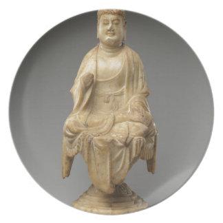 Prato Dinastia de Buddha - de Tang (618-907)
